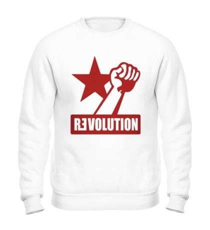 Свитшот Revolution Forever