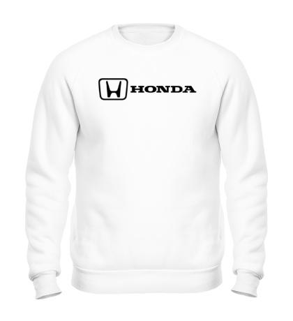 Свитшот Honda Line