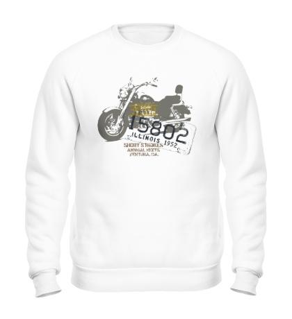 Свитшот Motor Bike
