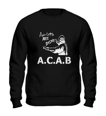 Свитшот A.C.A.B Bastards