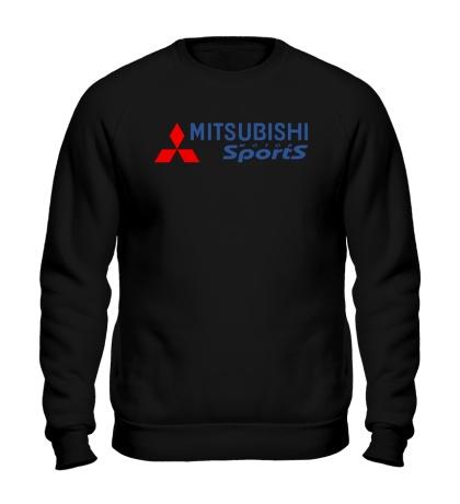 Свитшот Mitsubishi Sports
