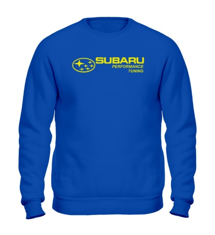 Свитшот Subaru Perfomance Tuning