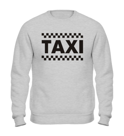 Свитшот Taxi