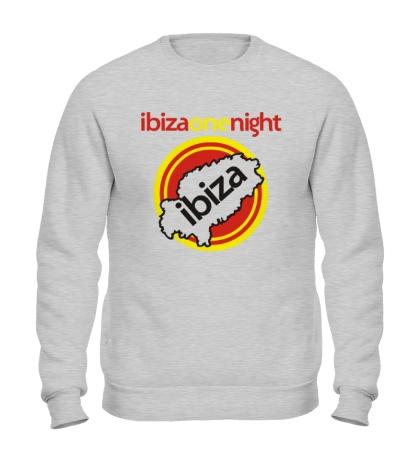 Свитшот Ibiza One Night