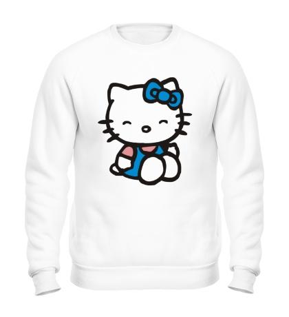 Свитшот Happy Kitty