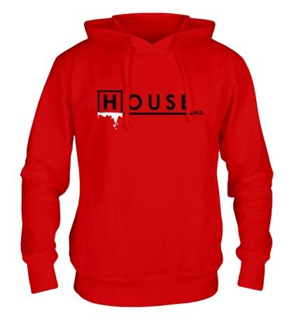 Толстовка с капюшоном House MD: Blood