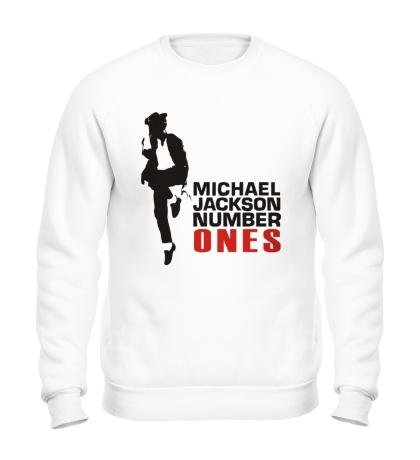 Свитшот Michael Jackson: Number Ones