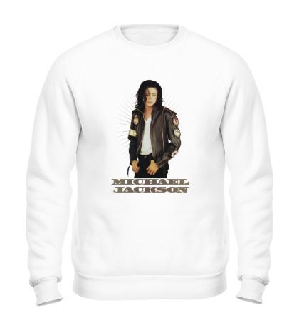 Свитшот Michael Jackson: Pop Star
