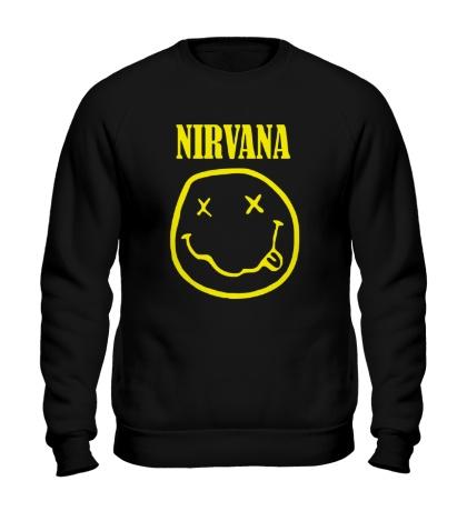 Свитшот Nirvana