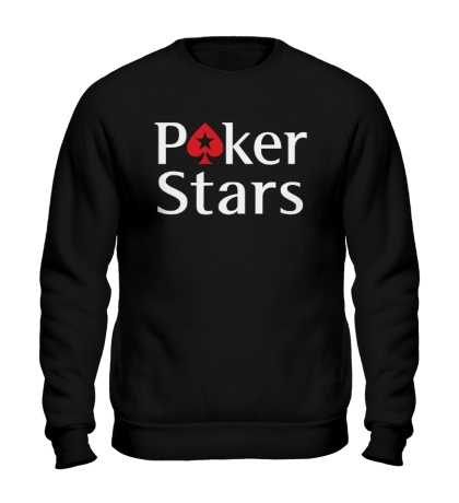 Свитшот Poker Stars