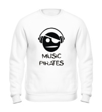Свитшот Music Pirates