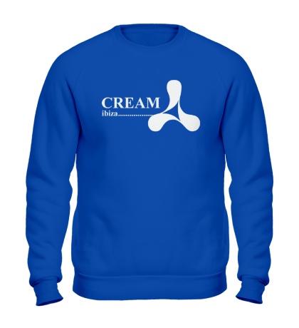 Свитшот Cream Ibiza