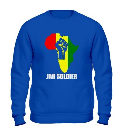 Свитшот Jah Soldier