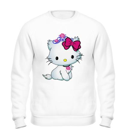 Свитшот Сладкая Kitty