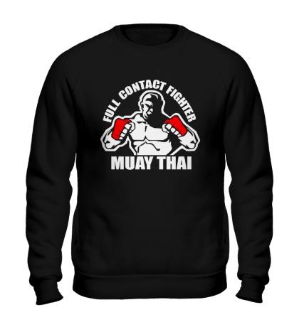 Свитшот Muay Thai Fighter