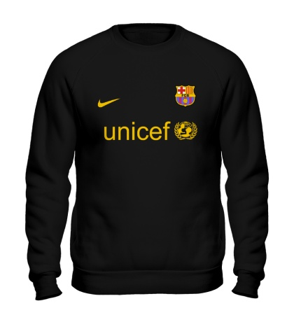 Свитшот Barcelona Messi 10