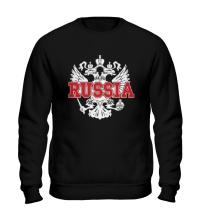 Свитшот Герб Russia
