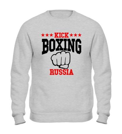 Свитшот Kickboxing Russia Team