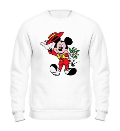 Свитшот Mr. Mickey Mouse