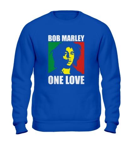 Свитшот Bob Marley: One Love