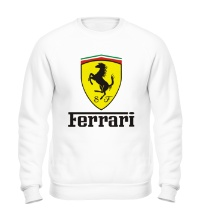 Свитшот Ferrari Shield