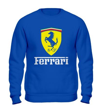 Свитшот Ferrari Shield