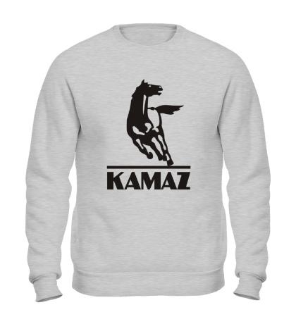 Свитшот Kamaz