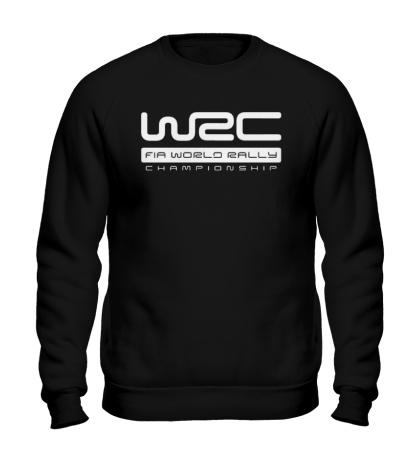 Свитшот WRC, fia world rally