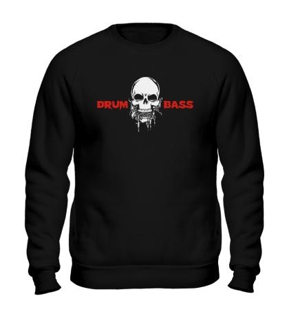 Свитшот Drum & Bass Dead