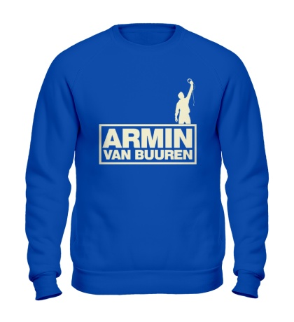 Свитшот ARMIN van Buuren Glow