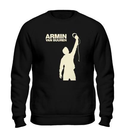 Свитшот Armin Music Glow