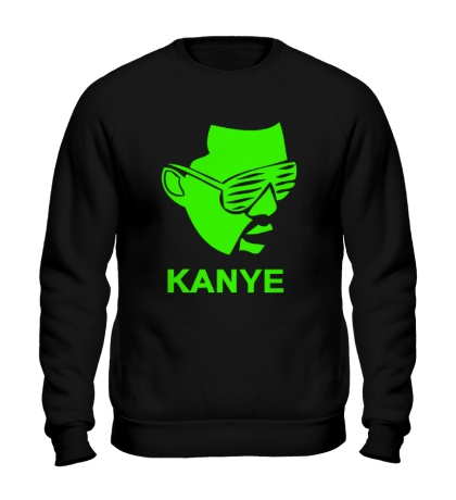 Свитшот Kanye West Glow