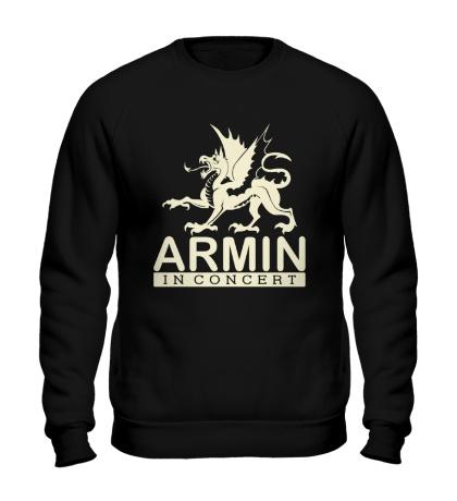 Свитшот Armin in Concert Glow