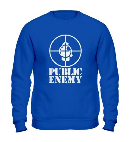 Свитшот Public Enemy