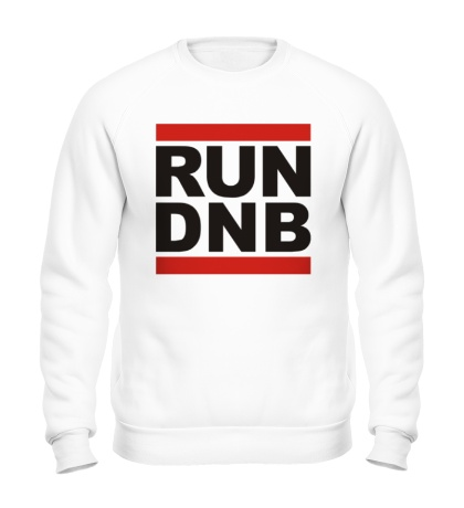 Свитшот Run dnb