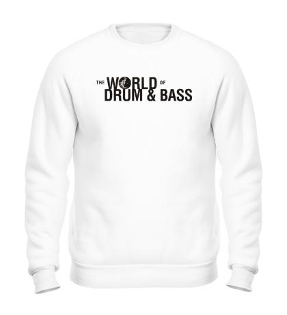 Свитшот The World of Drum & Bass
