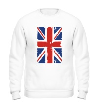 Свитшот Британский флаг