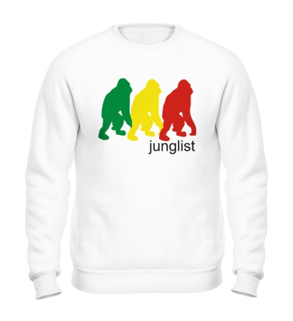 Свитшот Jungllist Gorillaz
