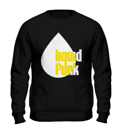 Свитшот Liquid Funk
