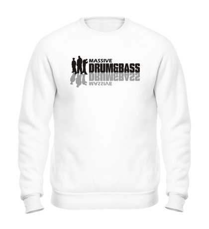 Свитшот Massive Drum&Bass