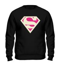 Свитшот Acid Superman