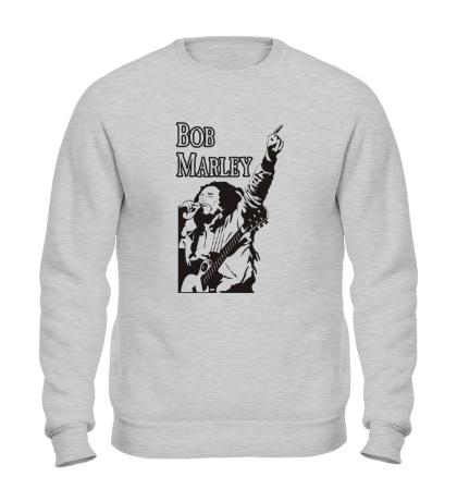Свитшот Bob Marley: Great Hits