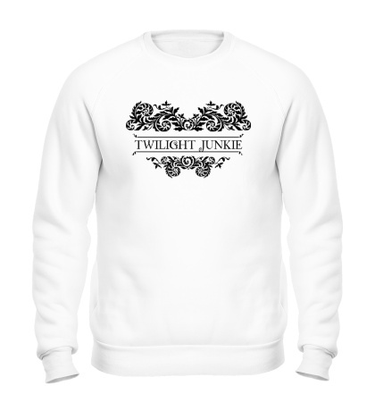 Свитшот Twilight Junkie