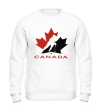 Свитшот Canada Hockey