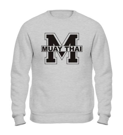 Свитшот Muay Thai Symbol