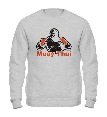 Свитшот Muay Thai Power