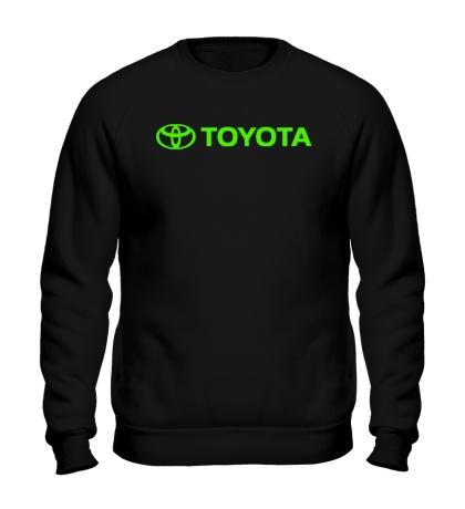 Свитшот Toyota Line Glow