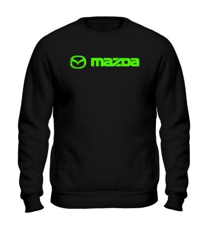 Свитшот Mazda Line Glow