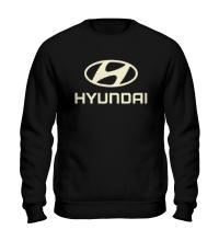 Свитшот Hyundai Glow