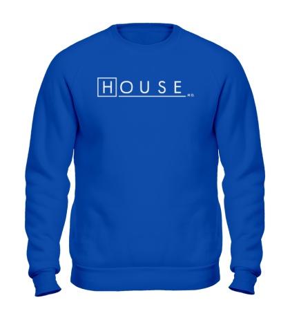 Свитшот House md
